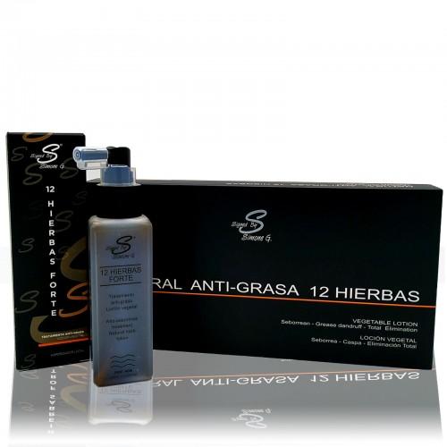 Elixir eliminación total grasa - seborrea.
